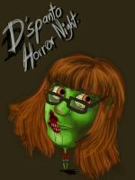 D'spanto horror night 1 by nazarethdeleon