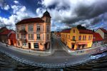 Fisheye test by Skanatiker