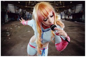Macross : Sheryl Nome Yousei 2 by beethy