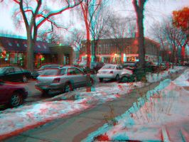 Minneapolis 25th Ave S 3D by LittleBigDave