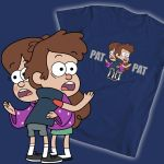 PatPat - Disney's Gravity Falls WeLoveFine Contest by cutekick