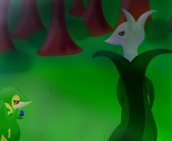 Last Words  [PMD: Paths o Destiny prologue page 1] by Xylek-Clemmens