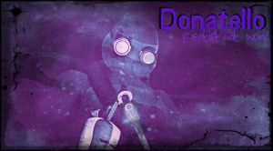 TMNT:: Donnie: Scientist at work by Culinary-Alchemist