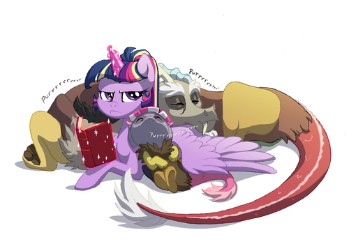 Twilight is best pillow by Lopoddity