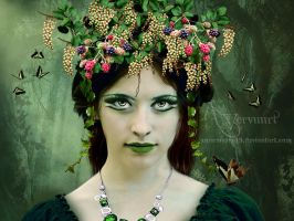 The Jungle girl by annemaria48