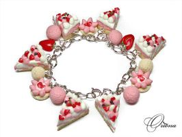 For the sweet tooth by OrionaJewelry