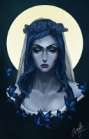 Corpse Bride by Aviastha
