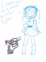 What if Pkmn- Penny by SugarHIGH-cHAOS