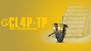 Borderlands 2 Cl4P-TP Wallpaper by CodyAWilliams
