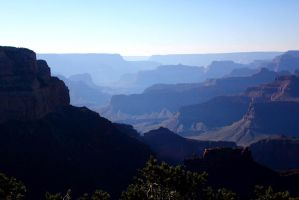 Grand Canyon by barbko