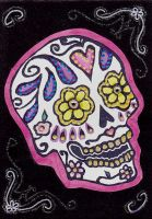 Calavera by frykitty