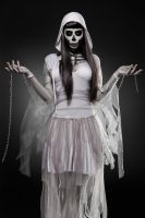 Her ghost in the fog by Ophelia-Overdose