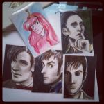 Sketch Cards by Ratgirlstudios