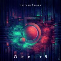 Orbit5 Album Art for Matthew Squibb by SylviaRitter