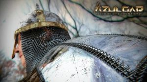 Azulgar - Warrior wallpaper1 by DeargRuadher