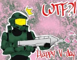 Valentines day card - 1 by evillittlecherry