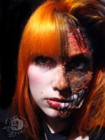 TWO FACE by Jacky-Hell-Oween