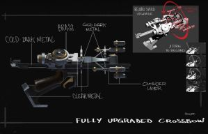 Fully upgraded crossbow by isaac77598