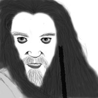 thorin son of thrain (wip 4) by selftaughtartist1