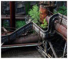 Heavy industry III by MiouQueuing
