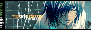Mysterious and Alone - Tag by bioxyde