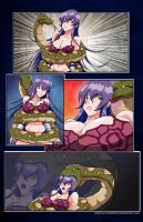 Highschool of the Snake 1 of 2 by swiftbladez