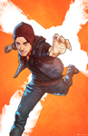 Delsin Rowe by Pryce14