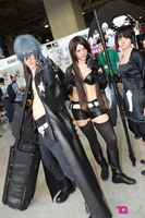 Black Rock Kaito Grupal Cosplay BRS by varzam