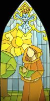 Stained Glass. by k1k0r0
