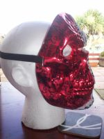 Issues Mask Red Side by Pho-TasticMathew