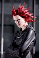Axel - Come back or... by MiraiSadame