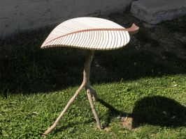 leaf table by 10hammers