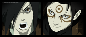 Madara Vs Hashirama by Alianzza
