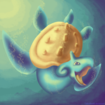PokePalettes: Lapras by CalicoNorth