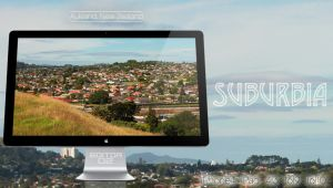 Suburbia - Wallpaper by GavinAsh
