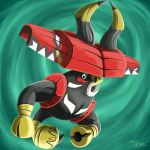 Tapu Bulu Pokemon Sun Pokemon Moon by tatanRG