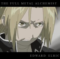 The Full Metal- Edward Elric by CBummers