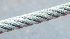 Cyan rope by moslem-d