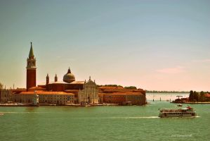 Sun in Venice by OviXPhotography