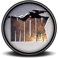 MDK png 256x256 icon by KingReverant