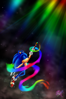 Gift .:Spectrum Symbiosis:. by EllyTheGee