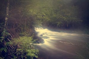 The River Running II - Repost by fazz1977