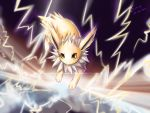 Jolteon by sunshineikimaru