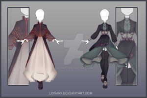 [Close] Design adopt_161-162 by Lonary
