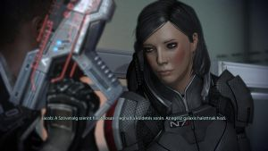 My Commander Shepard by sanya200