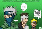 Naruto: The Next Hokage by Gintara