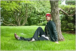 Gintama: Resting by CosplayerWithCamera