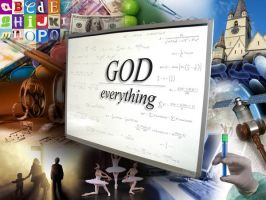 God Over Everything by CharlArends