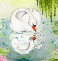 UgyDuckling - Swan Scrap by EpHyGeNiA