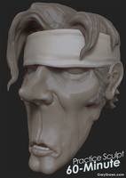 Marco - 60-Minute Practice Sculpt by GaryStorkamp